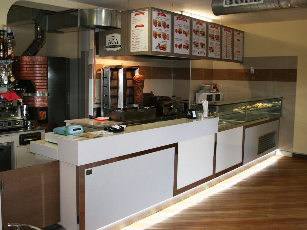 kebab e pizzerie d 39 asporto punto 2 arredamenti