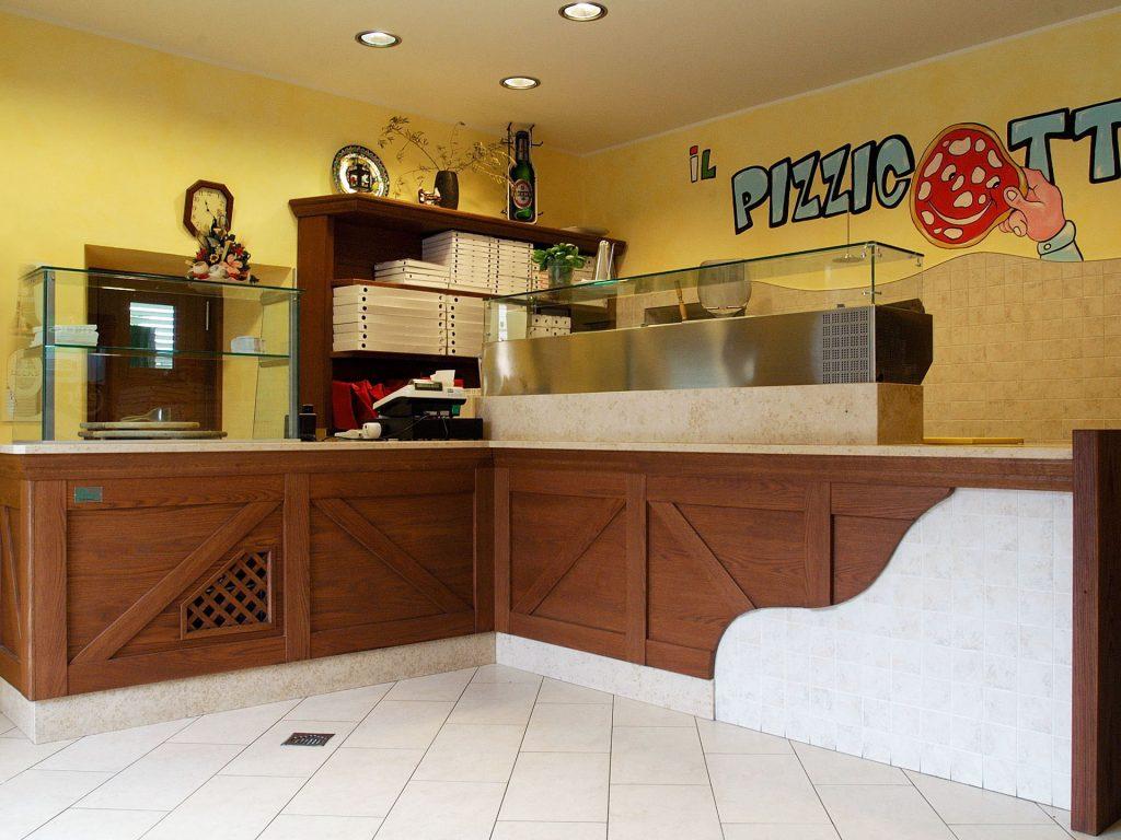 Kebab e pizzerie d 39 asporto punto 2 arredamenti for Pizzeria arredamento
